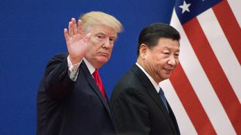 Peking és Washington lemond a kereskedelmi háborúról