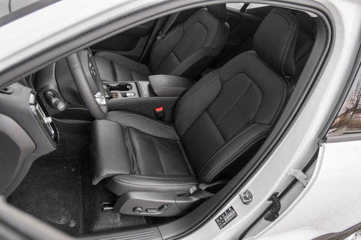Milyen lenne egy Volvo-ülés? Ugye?