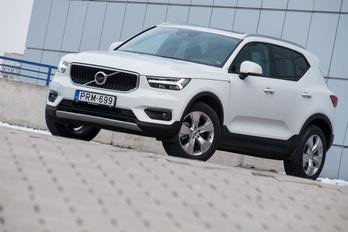A Volvo, amit zabálni fogunk