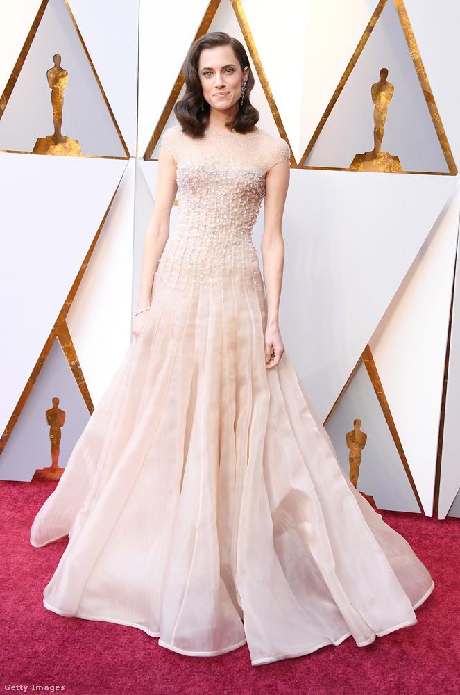 A Csajok című sorozatból ismert Allison Williams az Oscar-díjra jelölt Tűnj el! című film főszereplője
