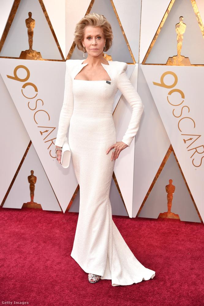 A 80 éves Jane Fonda fantasztikus volt, mint mindig