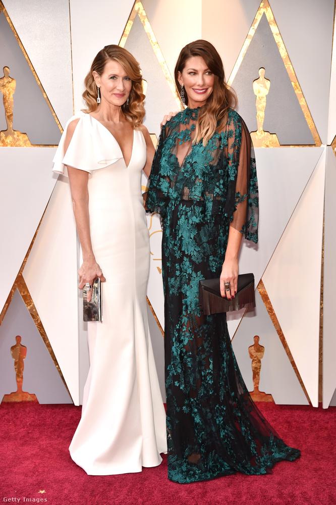Nagyon mentek a visszafogott hosszú ruhák az idei Oscar-gálán.