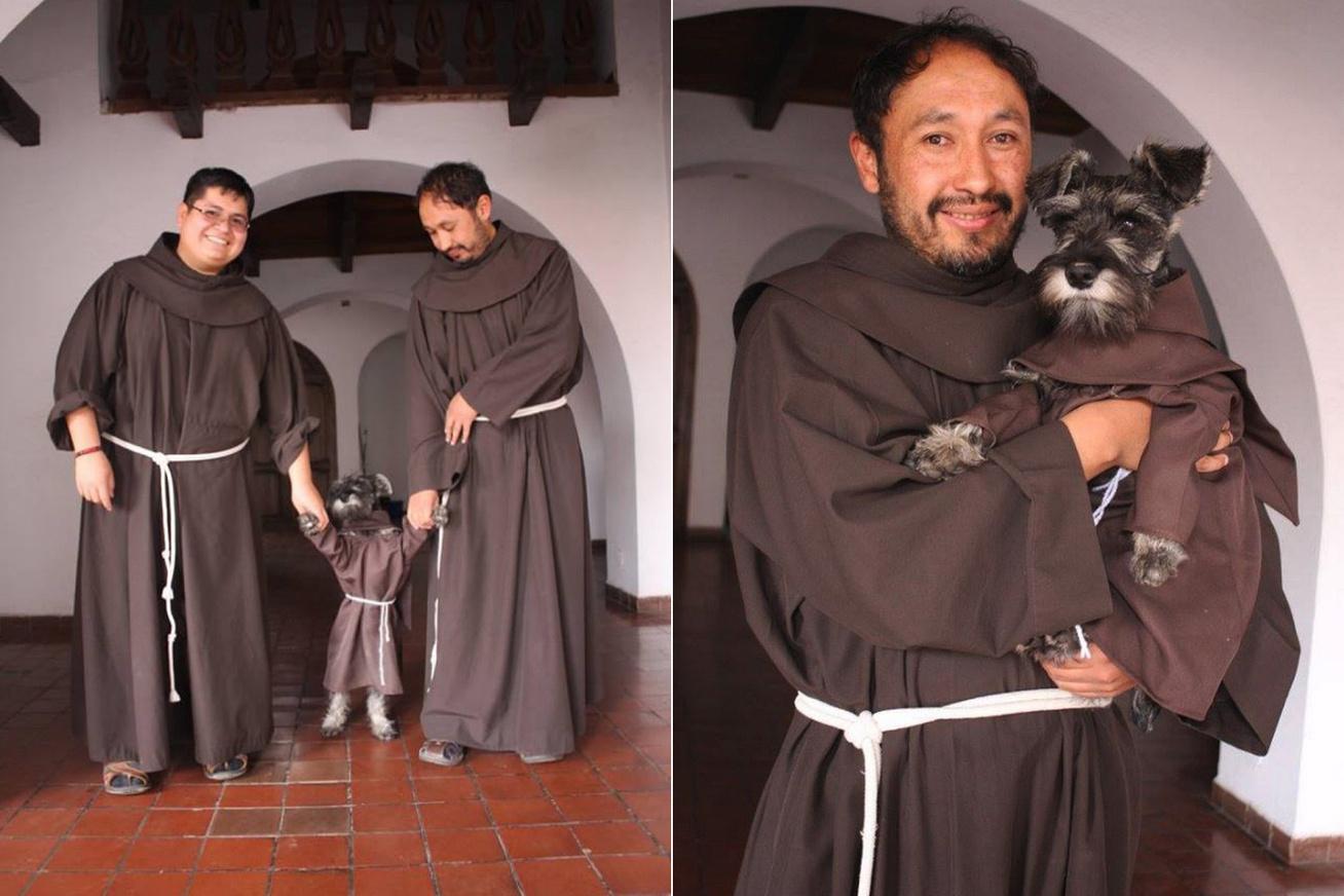 kutya-szerzetesek