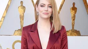 Emma Stone szállította az Oscar-díjátadó legkeményebb beszólását