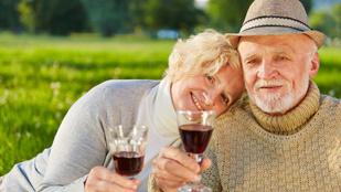 Két pohár bor, és te is száz évig fogsz élni