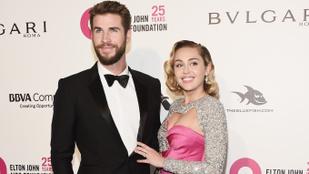 Senki se lepődjön meg, ha Miley Cyrus egyszer csak bejelenti, hogy terhes