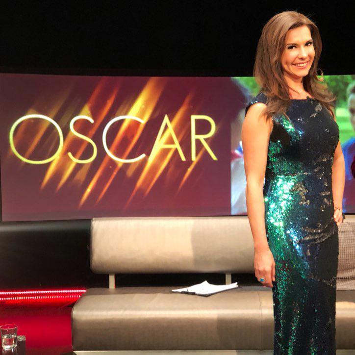 Kraszkó Zita zsinórban harmadszor vezette élőben az Oscar-közvetítést.