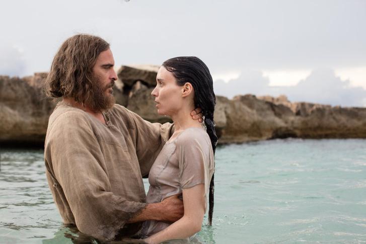Joaquin Phoenix, Rooney Mara - Mária Magdolna