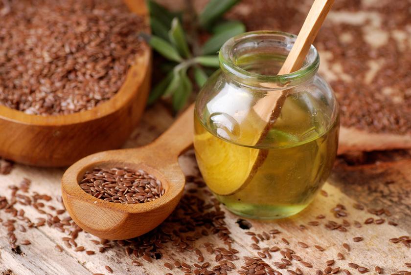 A növényi olajok közül a lenmagolaj tartalmazza az omega-3 és -6 zsírsavat a szervezet számára legideálisabb, 3:1 arányban. Salátákra is tehető, de napi egy kanállal önmagában is szedhető.