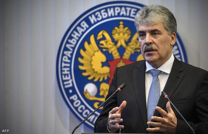 Pavel Grugyinyin