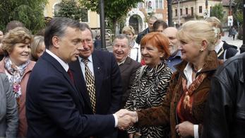 Orbán Viktor ott teszi oda magát, ahol rizikós a helyzet