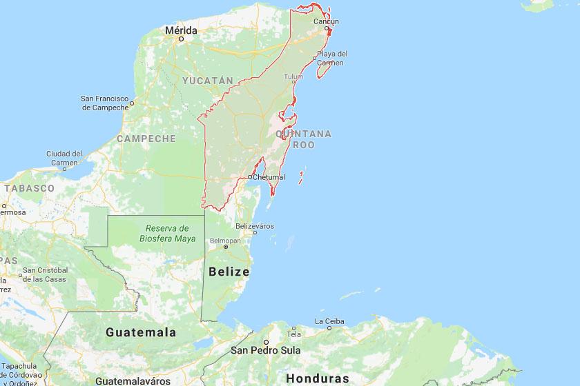 A Tulum környékén dolgozó kutatócsoport Quintana Roo partjánál merült alá, és fedezte fel a barlangot.