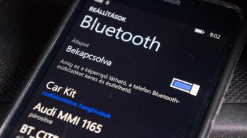 Friss az Android, szakadozik a bluetooth