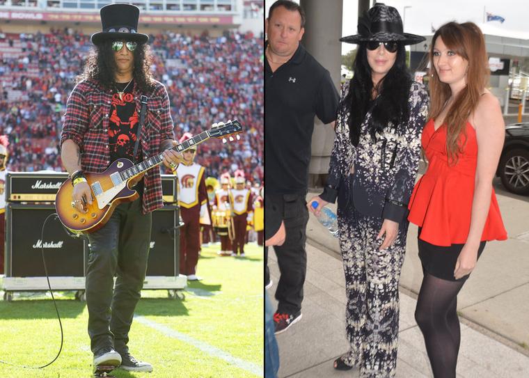 Cher egyébként elég nagy kaméleon, tavaly például Medveczky Ilona akart lenni és lett is.
