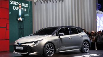 Genfi Autószalon 2018 – Toyota Auris, Toyota Aygo