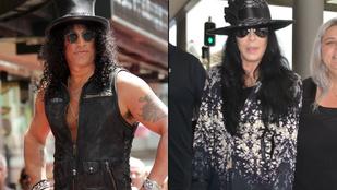 Ikertornyok: a Guns N' Roses gitárosa lett Cherből