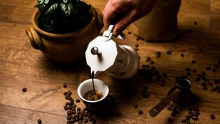 Te is rosszul iszod a kávét?