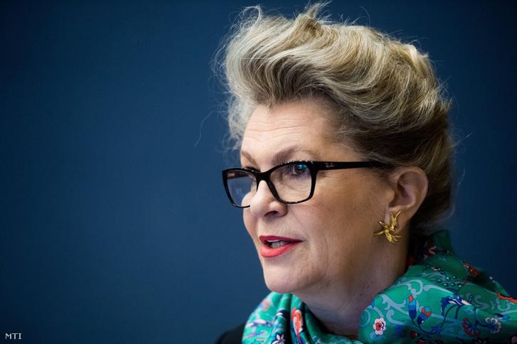 Bogyay Katalin Magyarország ENSZ-nagykövete