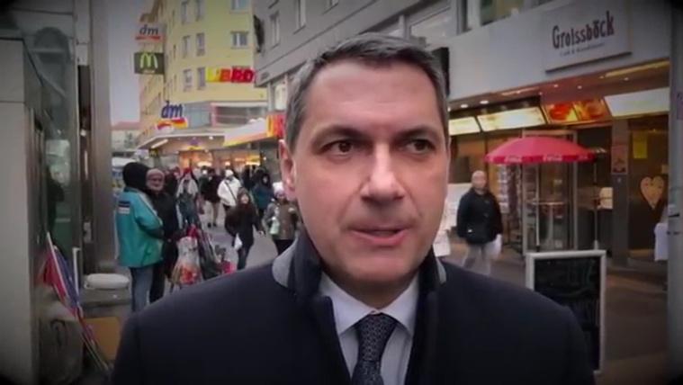 Lázár János Facebookjáról eltűnt a bécsi videó