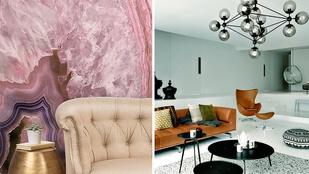 Ha igazán trendi akarsz lenni, idén így rendezed be a lakásodat