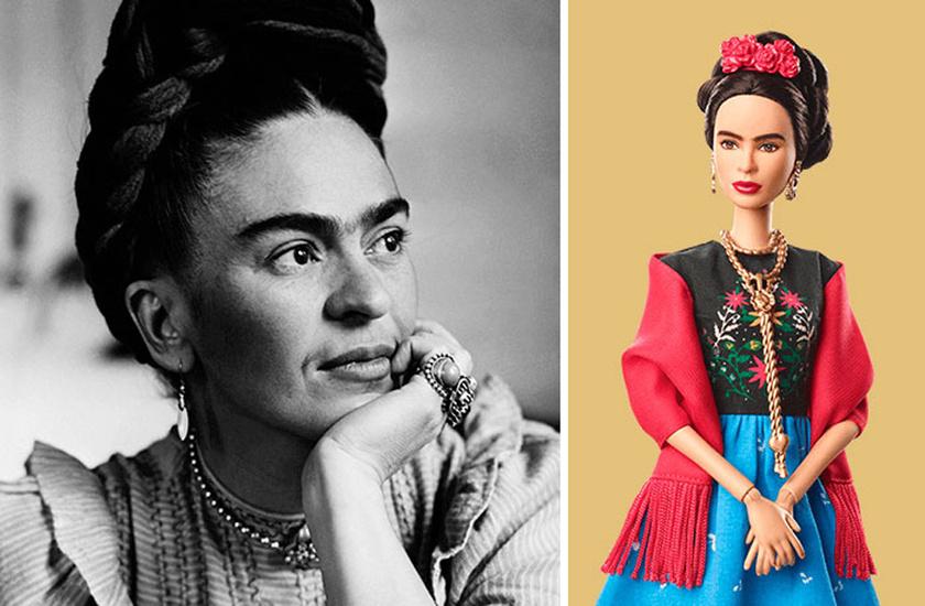 Frida Kahlo festőművész, aktivista.