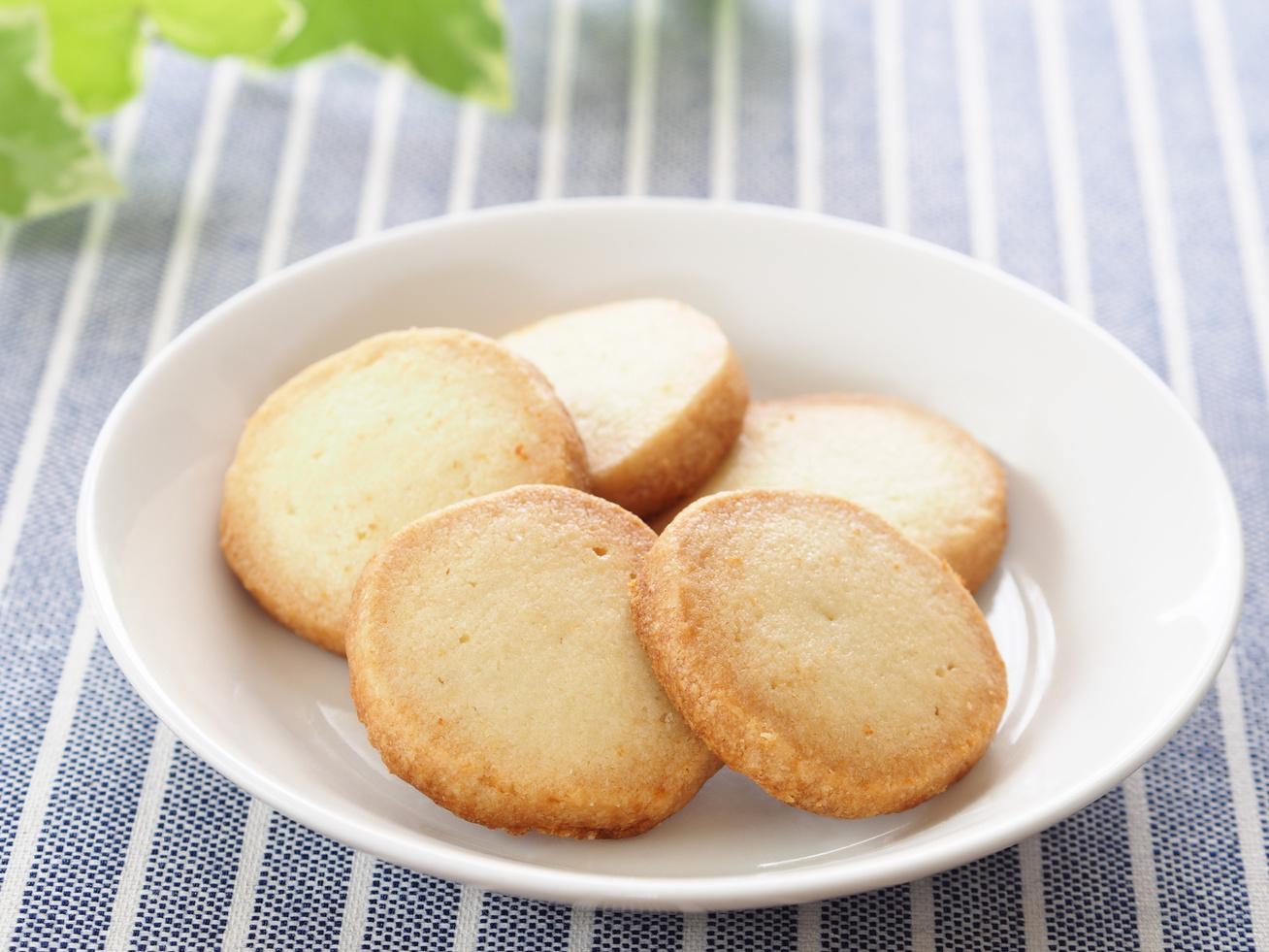 Házi marcipános keksz: a sok vajtól lesz fantasztikusan puha