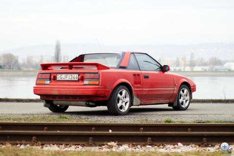 Az első generáció 1984 és 1989 között volt gyártásban.