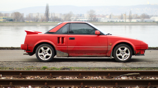 Toyota MR2 1.6 (1986)