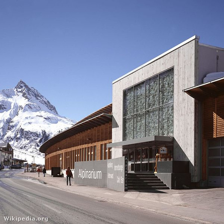 A galtüri Alpinárium ma