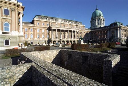 A Magyar Nemzeti Galéria a Budavári Palotában az ország egyik legnagyobb közgyűjteménye
