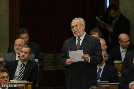 Salamon László (Fotó: Huszti István)