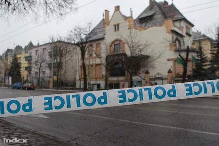A budapesti nagykövetség