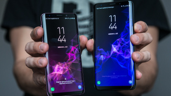 Galaxy S9: a legjobb digitális svájcibicska
