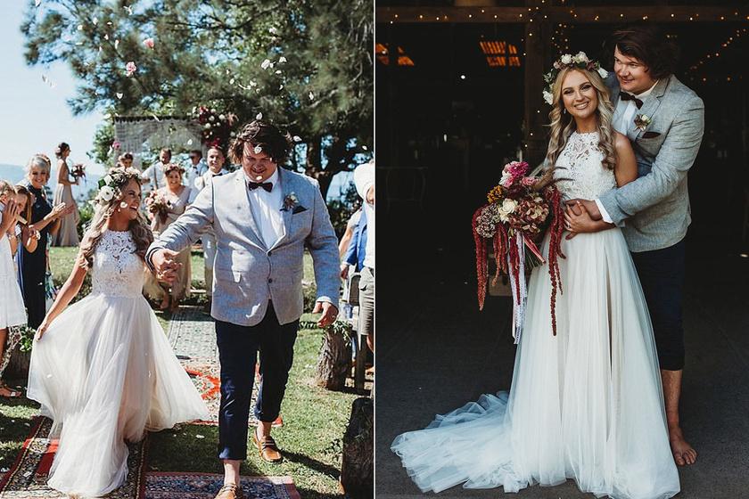 A 22 éves, rákbeteg nő vágya az volt, hogy férjhez mehessen: csodás összefogással megvalósult az álma