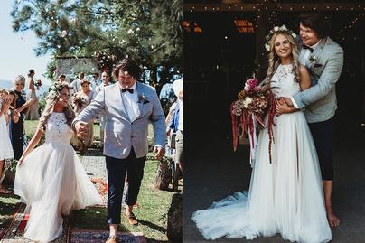 6e4dfe844a A 22 éves, rákbeteg nő vágya az volt, hogy férjhez mehessen: csodás  összefogással megvalósult az álma