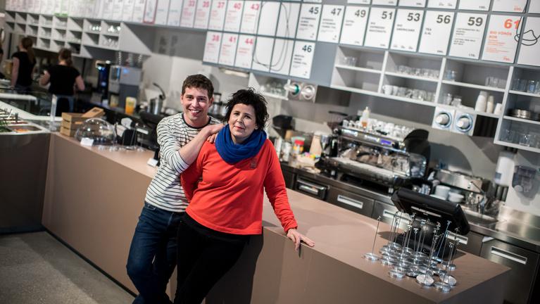 Berlinből költöztek haza egy étterem miatt