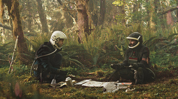 Mérgező erdő gyilkol az új kézműves sci-fiben
