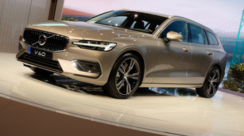 A Volvo, amire érdemes volt várnod