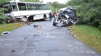 Elítéltek egy iskolabusz-vezetőt, aki halálos balesetet okozott