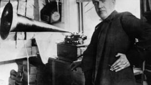 Thomas Edison furcsa találmánya: a lélektelefon