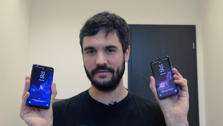 Samsung Galaxy S9: borotva nélkül lekapja a szakállt