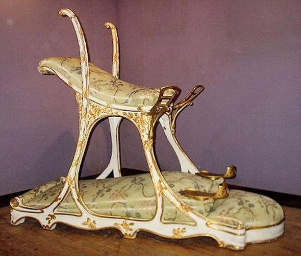 A fauteuil d'amour