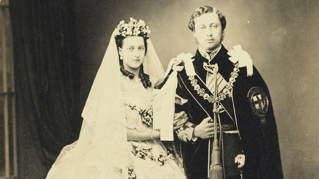 Wedding of Albert Edward Prince of Wales and Alexandra of Denmar