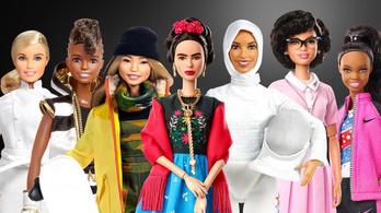 Igazán jót akartak az erős nős Barbie-babákkal, de máris támadják őket