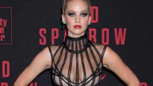 Jennifer Lawrence csak nagyon tiszta péniszű férfival hajlandó szexelni