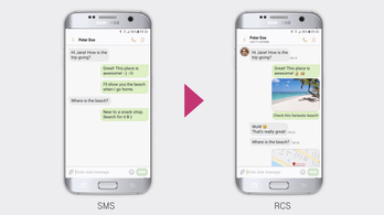 A Telekomnál jön az sms utódja