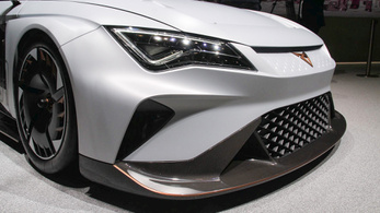 Genfi Autószalon 2018: Cupra