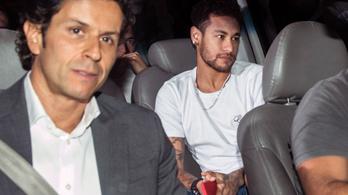 Megindult az őrület Neymar körül