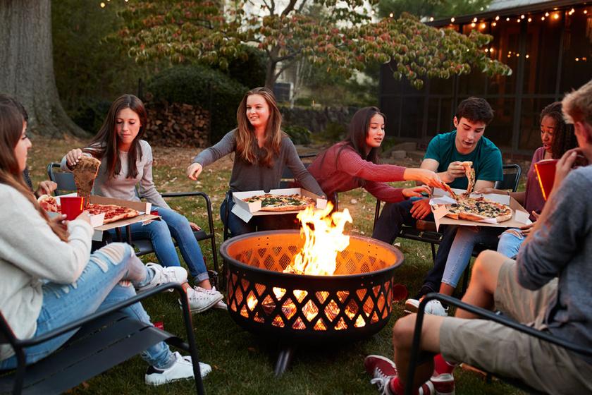 10 különleges tűzrakóhely, ami bármelyik kertben jól mutat: itt öröm lehet a sütögetés