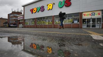 Több mint 1500 játékboltjuk van, felét bezárnák